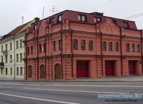 Пожарное депо, памятник архитектуры