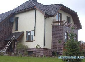 Частный дом, Новорижское шоссе